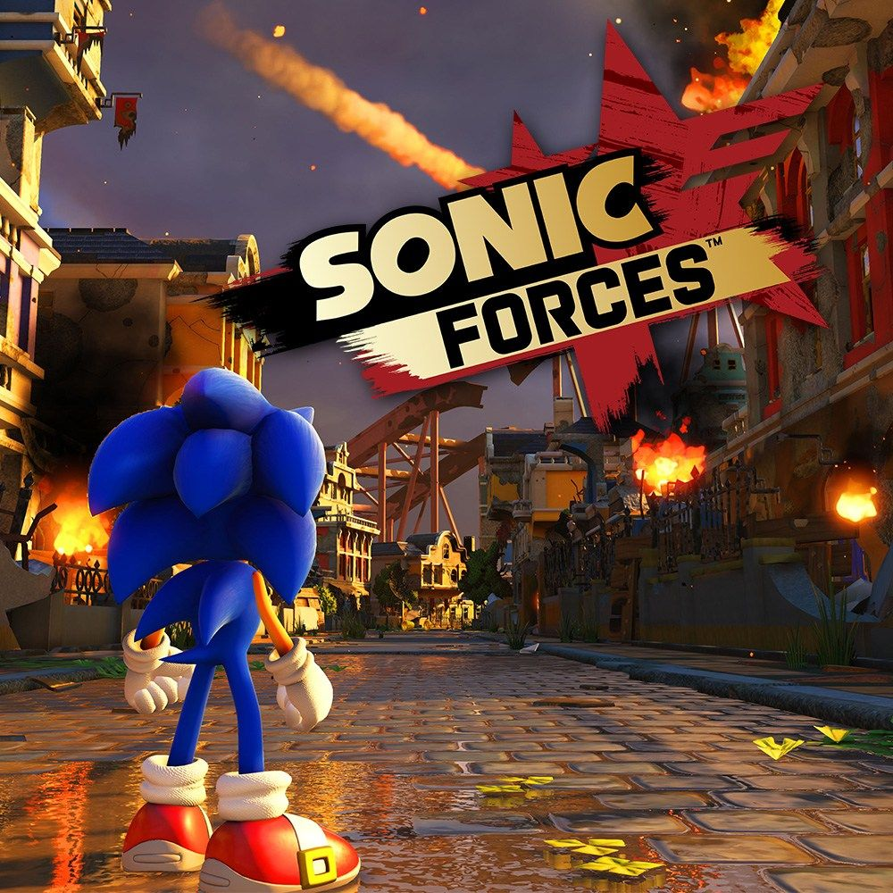 Sonic Forces Download PC Game Full Version DOWNLOAD HERE