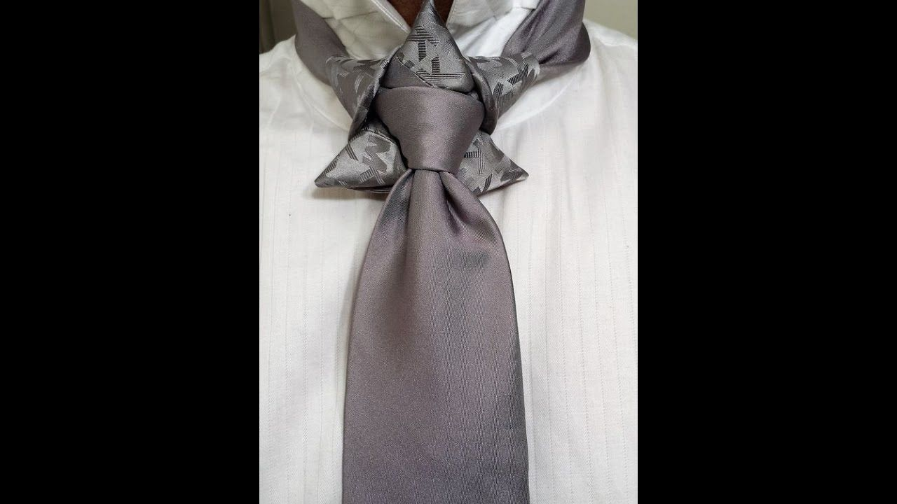 The Israeli Knot How To Tie Necktie Knots Pinterest Trinity Diagram