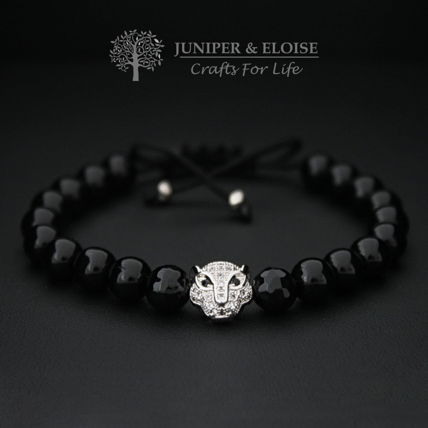 Tiger Bracelet Mens Womens
