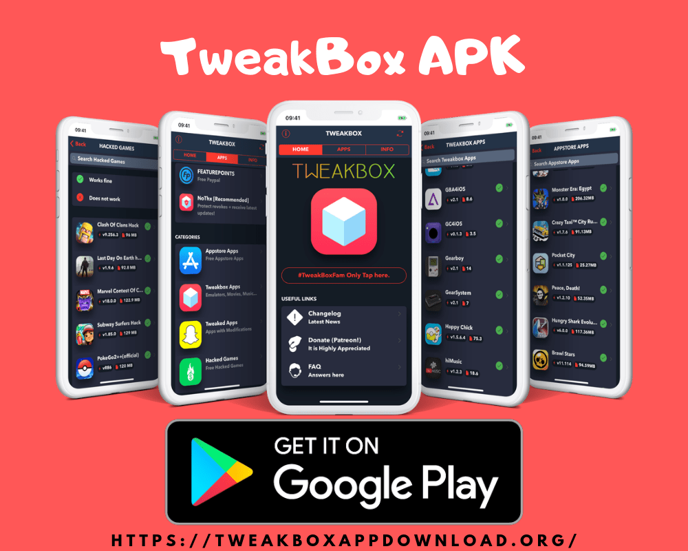 Tweakbox Apk Application android, Party apps, Latest
