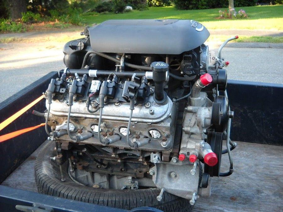 The Junkyard Special 6 0l Lq4 Chevy Ls Swap Ls