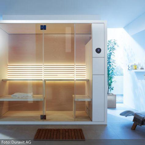 Sauna Im Badezimmer Saunas - Sauna furs badezimmer
