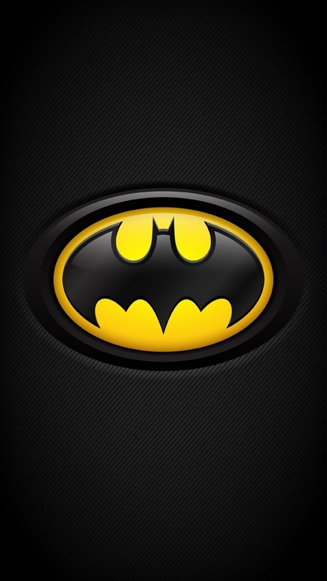 Phone wallpaper from Zedge Batman insignia (With images
