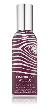 Bath and Body Works Room Spray -Cranberry Woods