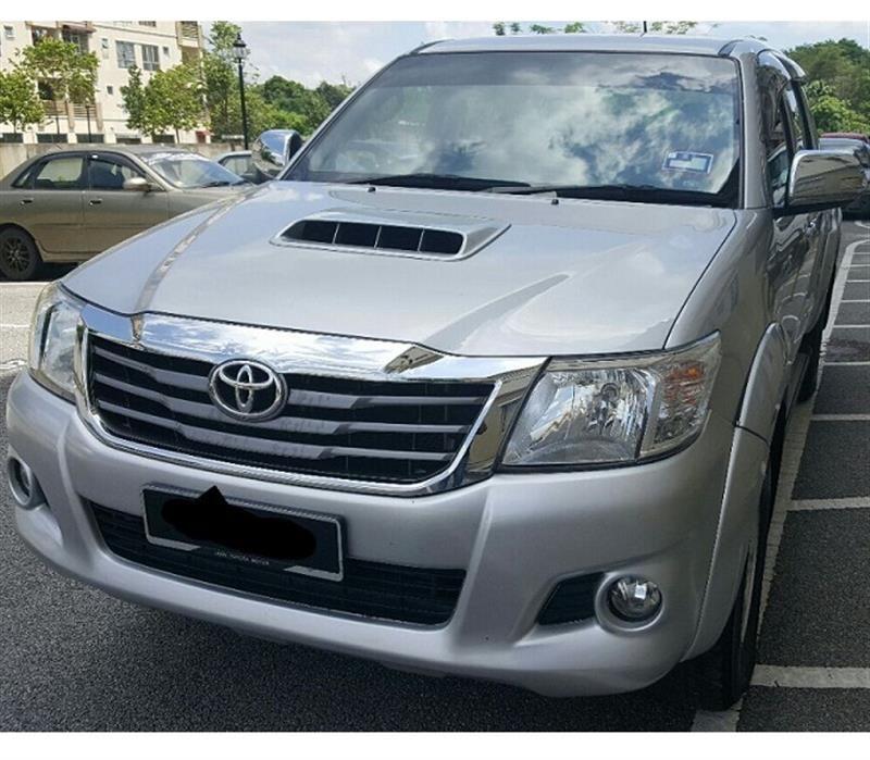 Used 2014 Toyota Hilux 2.5 (A) Sambung Bayar For Sale (RM 25,500) Ad ...
