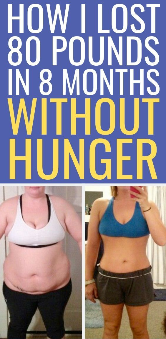 Loss in weight a month safe
