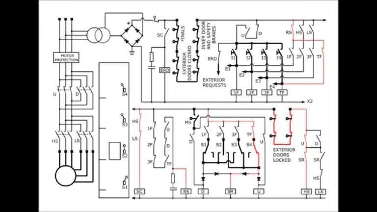 17+ Elevator Electrical Wiring Diagramelevator electrical