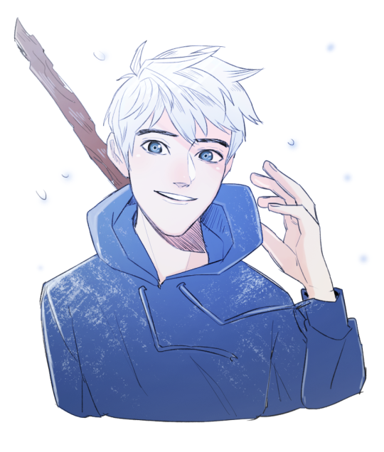 Pin By Pitchapar Intrarak On Kingdom Hearts Jack Frost Fictional Character Crush Disney And Dreamworks
