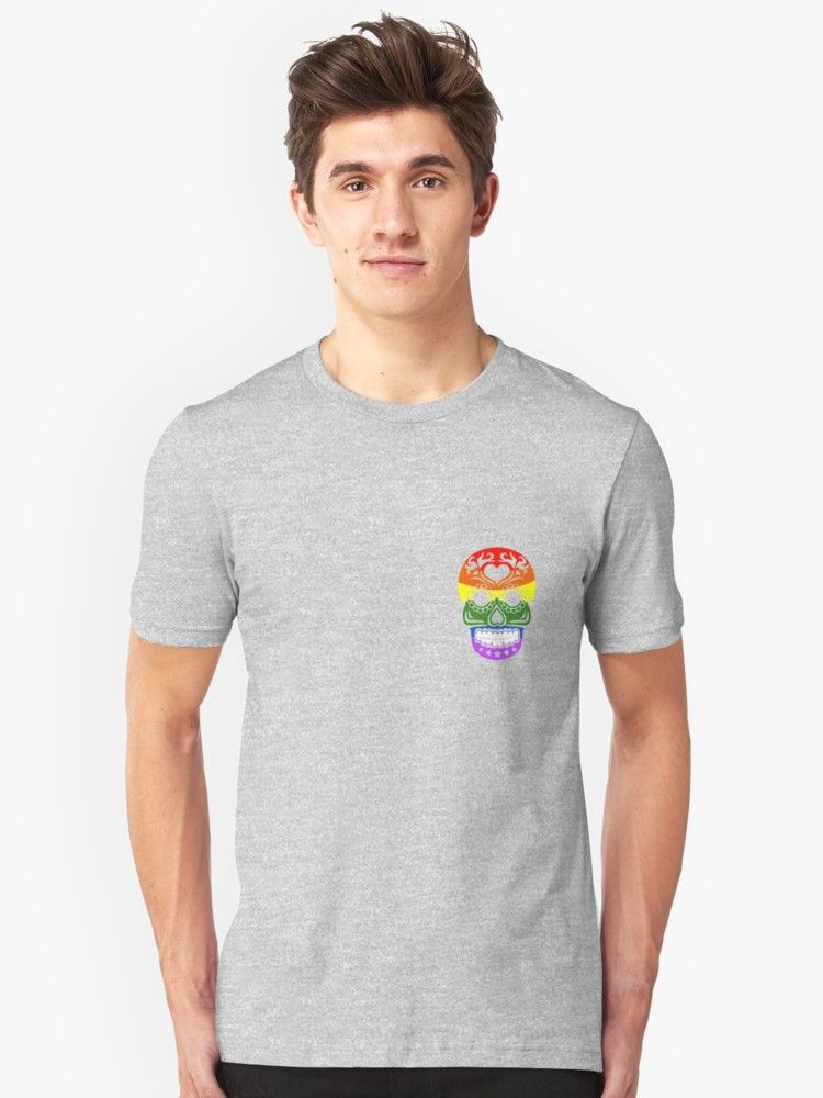 291a2fce Buy 'Suspicious Antwerp Pride Rainbow Skull' by retropedro as a T-Shirt,  Classic T-Shirt, Tri-blend T-Shirt, Lightweight Hoodie, Women's Fitted  Scoop ...