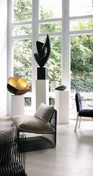 Modern Magic Atlanta Homes Lifestyles Interior Architecture Design Contemporary Interior Decor