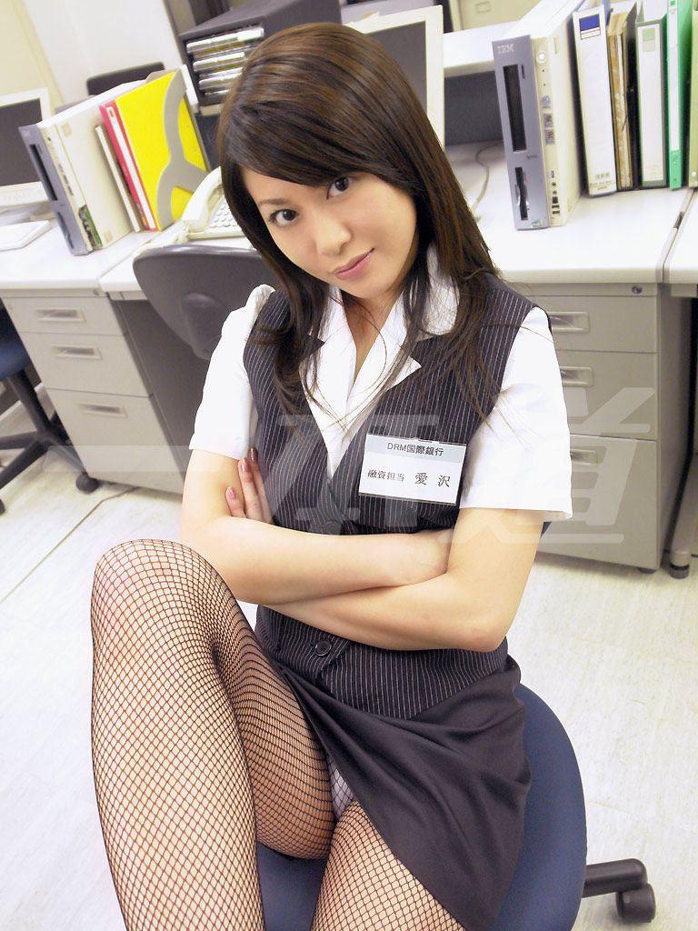 GRAVURE-DOTCOM school Office Ladies, Mini Skirts, Offices, Asian Woman, Stockings, Bureaus,  Pantyhose Legs, Desks, Socks