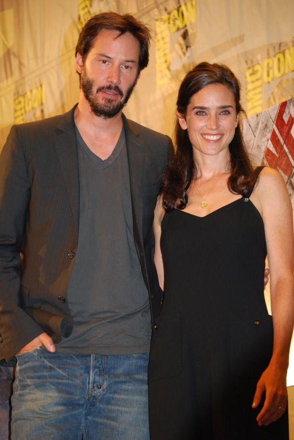 Keanu Reeves & Jen...