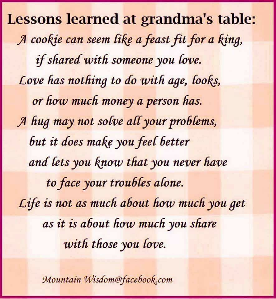 I Love My Granddaughter Quotes When My Grand Baby Gets Here Heshe Will Know Every Day That They