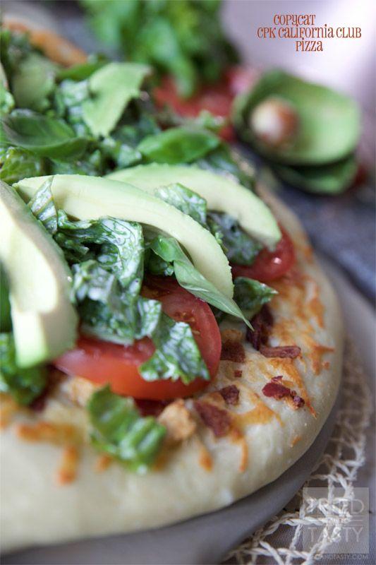 Copycat CPK California Club Pizza // Tried and Tasty | Copycat ...