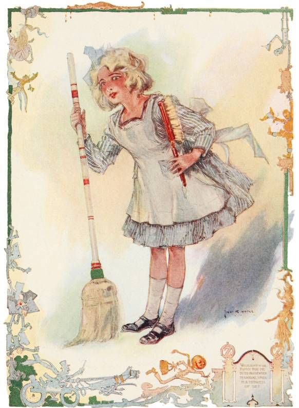 Public Domain Vintage Color Book 3 Illustration Emerald City Of Oz Free Vintage Illustrations Illustration Vintage Illustration Wizard Of Oz