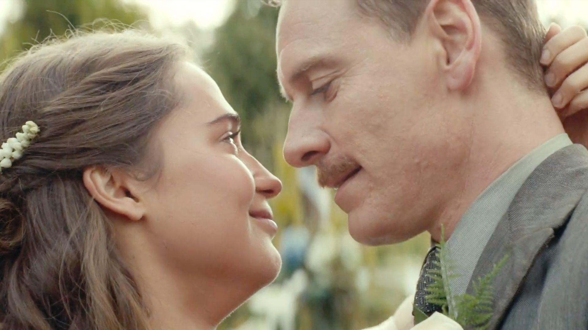 The Light Between Oceans Movie Info Movie Times Trailers Reviews Tickets The Light Between Oceans Michael Fassbender Love Movie Trailer
