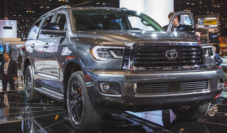 2020 Toyota Sequoia Review, Interior, TRD Pro >> 2020 Toyota Sequoia Interior Price And Colors Toyota2019 Com