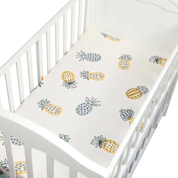 A Unique Crib Sheet For A One Of A Kind Nursery 100 Cotton Fitted Sheet For Baby Crib Measures About 130x70x2 Baby Crib Sheets Newborn Bed Baby Bedding Sets