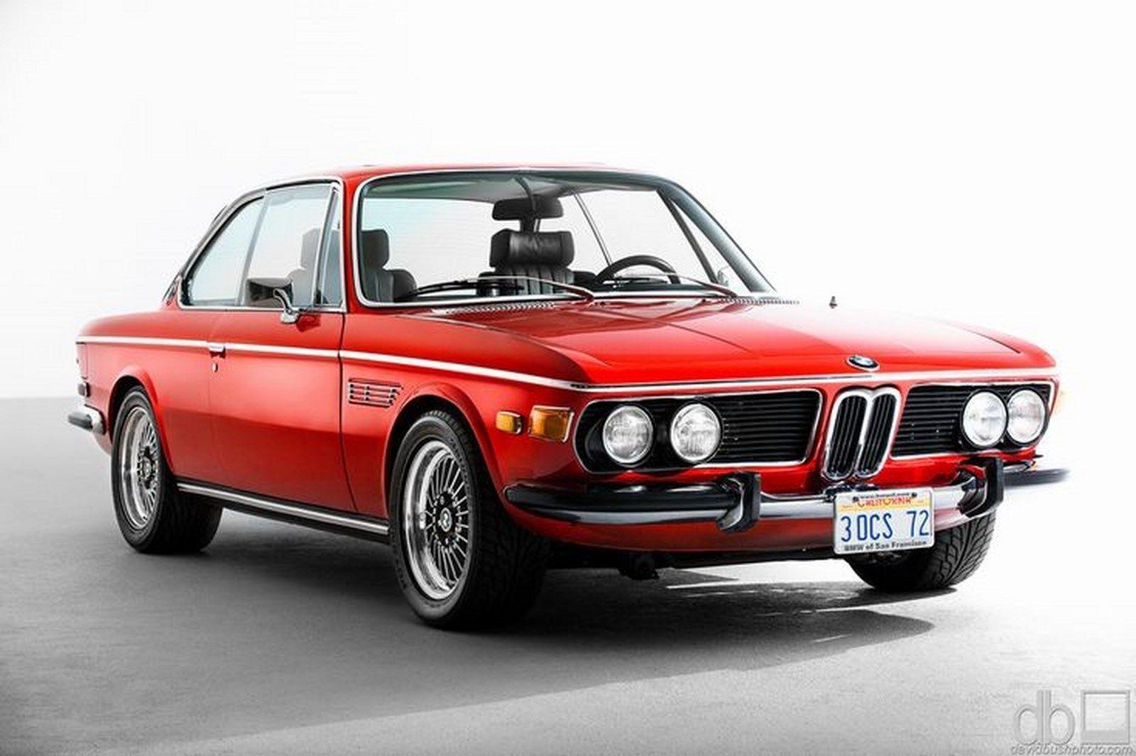1972 BMW 3.0CS Bmw e9, Bmw classic cars, Bmw