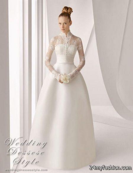 Wedding Dresses Winter 2018