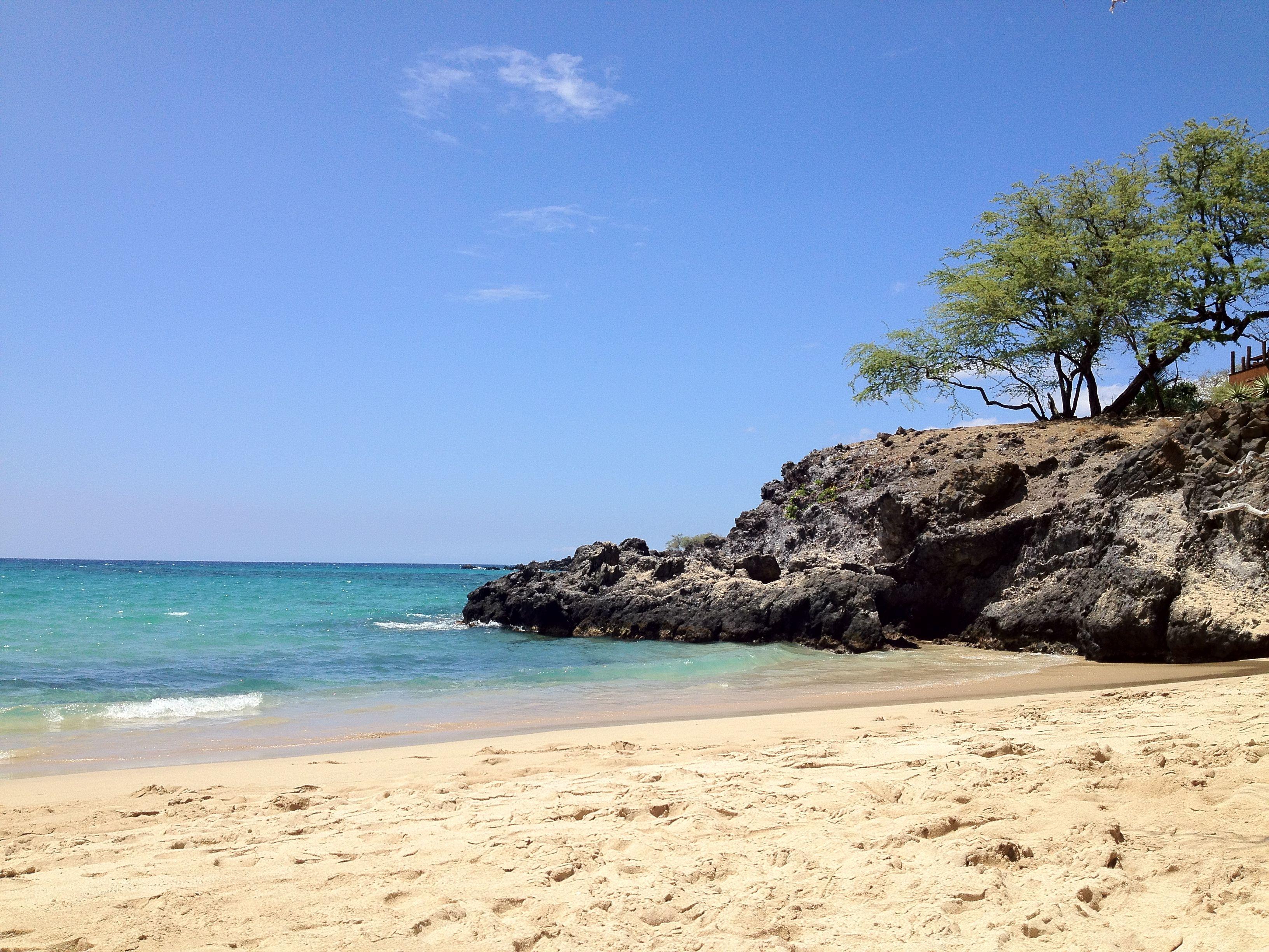 Beach 69, Big Island Hawaii