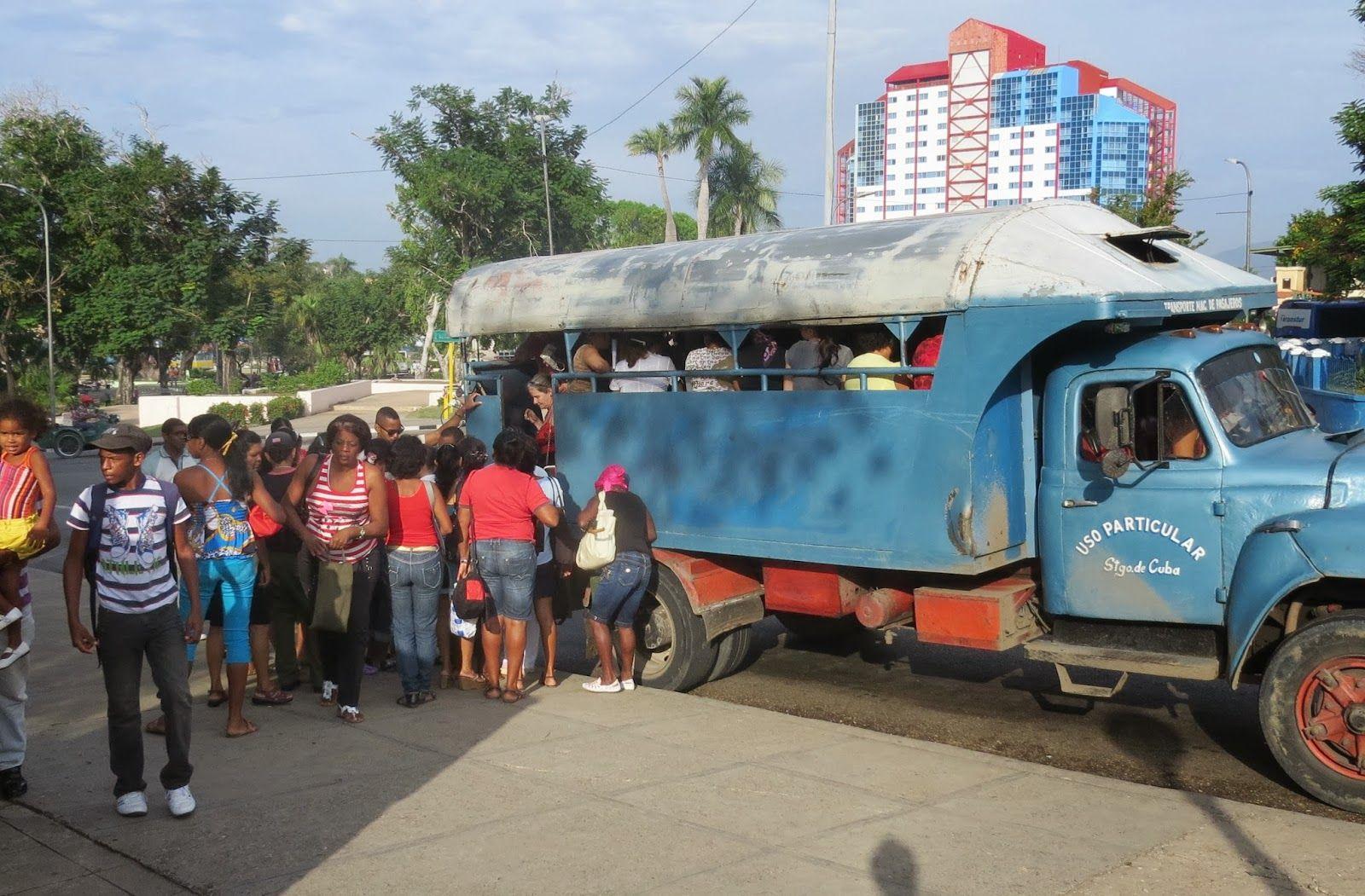 Santiago De Cuba Public Transportation Cruises To