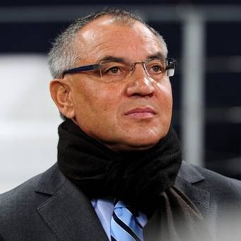 Felix Magath Appointed New Manager Sternzeichen Lowe Felix Magath Sternzeichen
