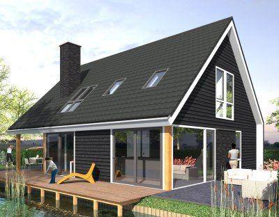 Woning gele lis den haag bongers architecten bnabongers architecten bna huis bouwen - Exterieur ingang eigentijds huis ...