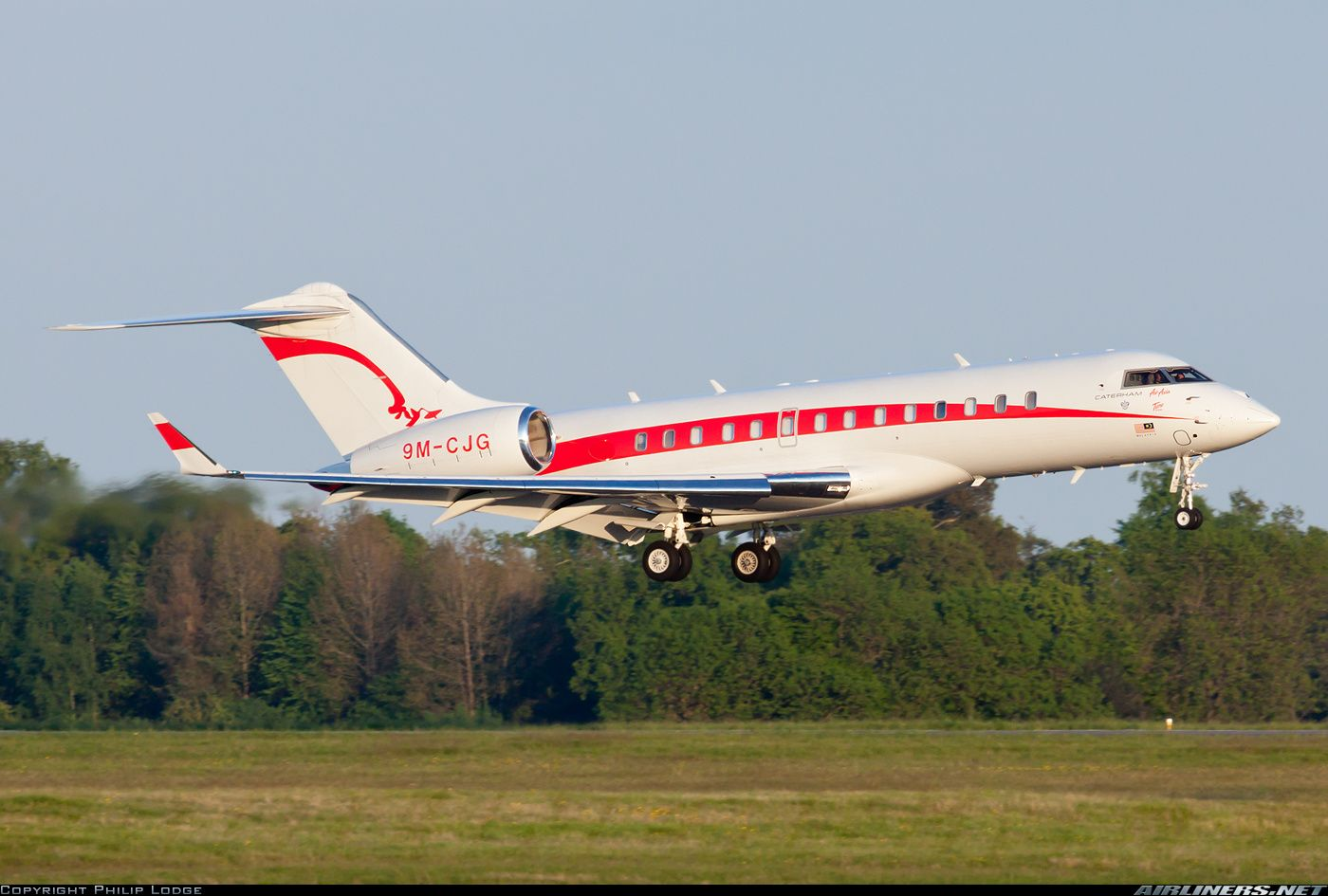 Bombardier BD7001A10 Global Express aircraft picture