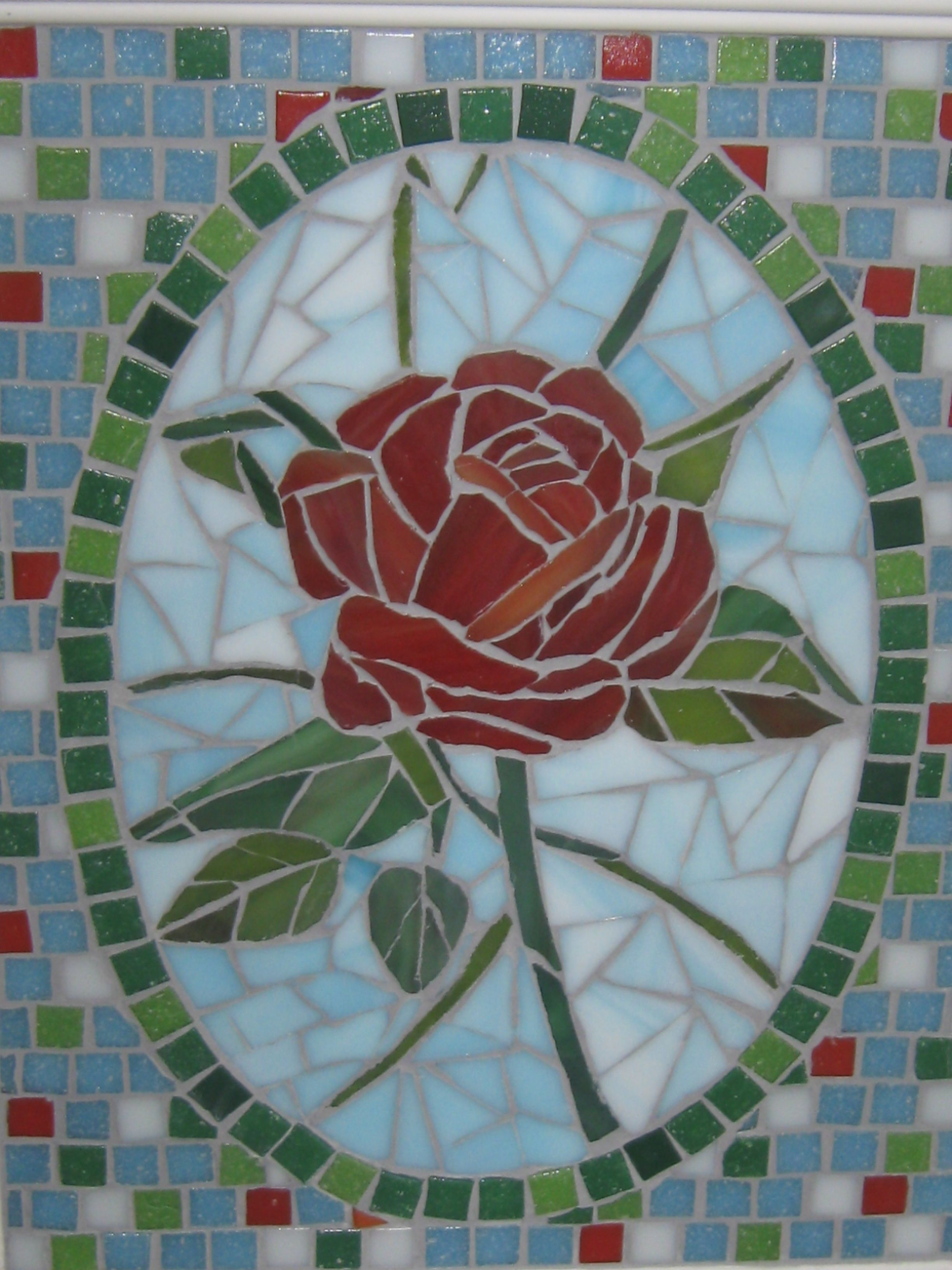 In memory...... | Mosaic Ideas | Pinterest | Mosaics, Stained glass ...