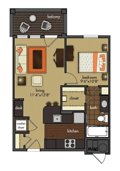 Apartment Layout The Jackson At Broadmoor Hills Tiny House Plans Small Tiny House Shipping Container Home Builders