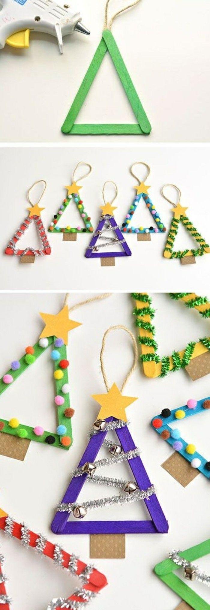 Weihnachtsschmuck basteln: Kreative Ideen und Inspirationen #weihnachtsdekobasteln