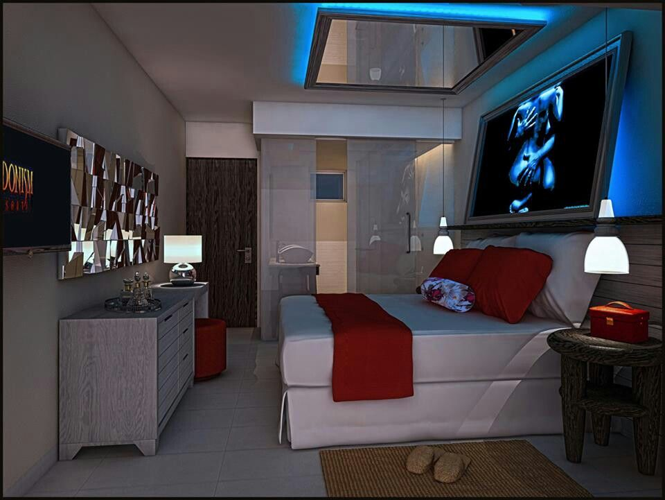 Nice :) so high tech LOL | Fancy bedroom, New room, Places ...