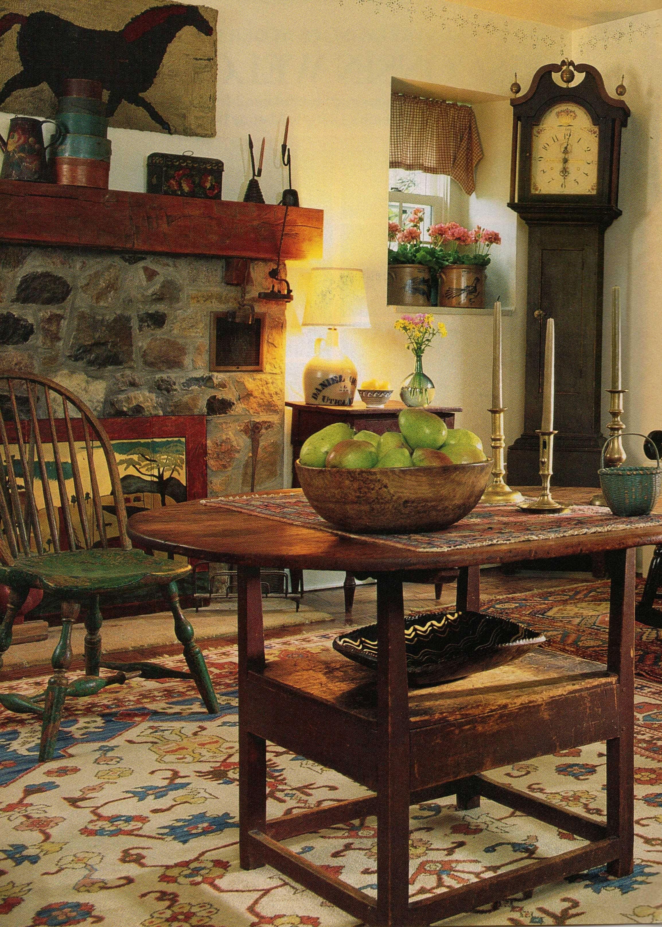 33++ Early american farmhouse furniture type