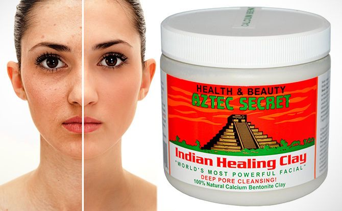 Beauty Skin Care Indian Healing Clay Aztec Sercret Mask Aztecsecret Indian Healing Clay Aztec Secret Indian Healing Clay Healing Clay