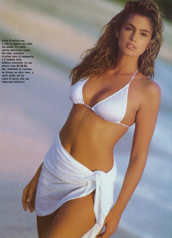 Image Result For Cindy Crawford Swimsuit