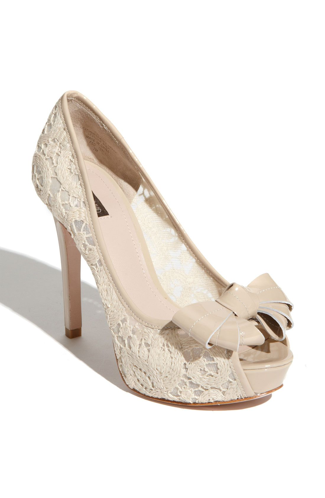 3ab67d0382f Joan & David Cutie Pump in Beige (beige/ dune) | Shoes | Shoes ...