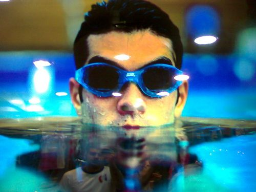 How to Swim the Sidestroke -- via wikiHow.com