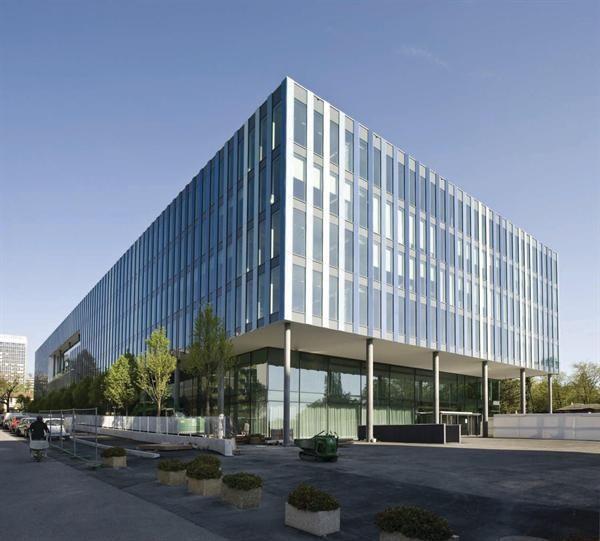Credit: David Matthiessen  World Intellectual Property Headquarters, Administration Building