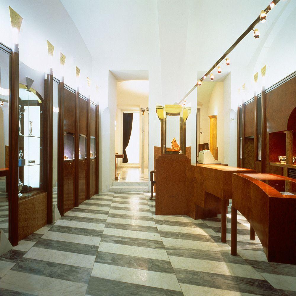 Inside Schullin Wien Kohlmarkt 7