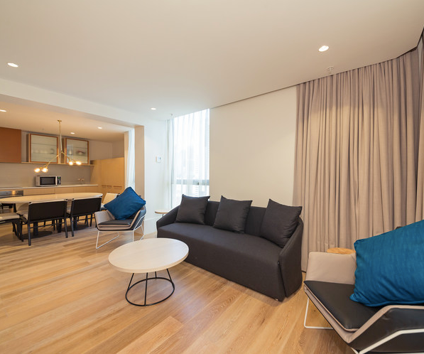 "Described as still having that ""new"" smell, the Brady #Hotel is a peaceful haven amidst the energy of central #Melbourne!   Make yourself at home, enjoy time on your private balcony or step out for some city fun, sounds great doesn't it?"