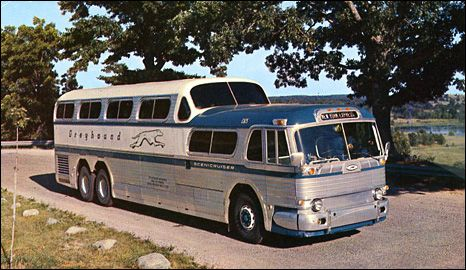 These Old Buses Today Are Not Only Retro Design Cool They Convert