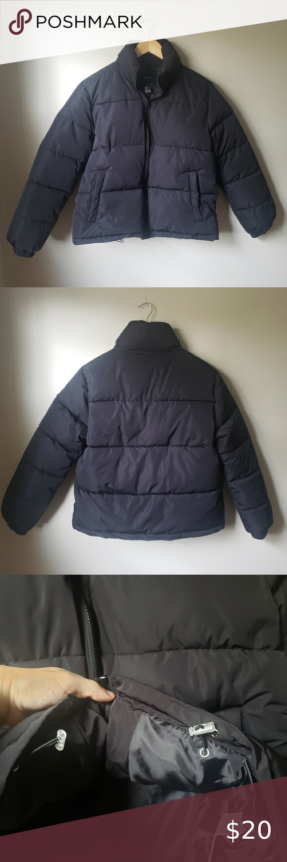 Forever 21 Black Puffer Jacket Size Small Black Puffer Jacket Black Puffer Puffer Jackets [ 1740 x 580 Pixel ]