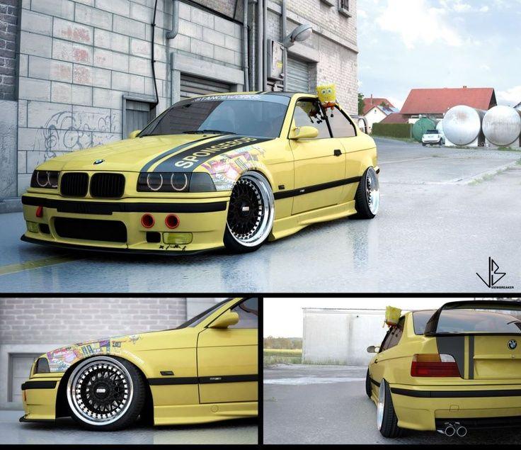 Bdbccabedbfjpg Bmw Pinterest - Spongebob decals for cars