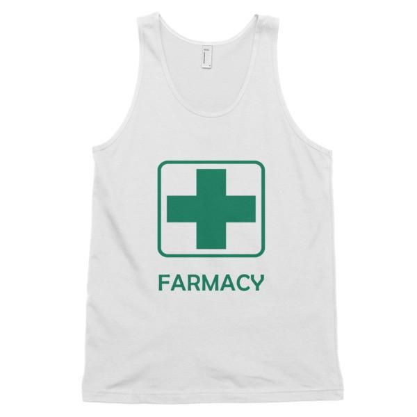 Farmacy - Classic men's tank top - Properttees
