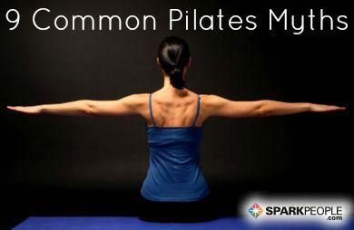 9 myths  misconceptions about pilates  pilates workout