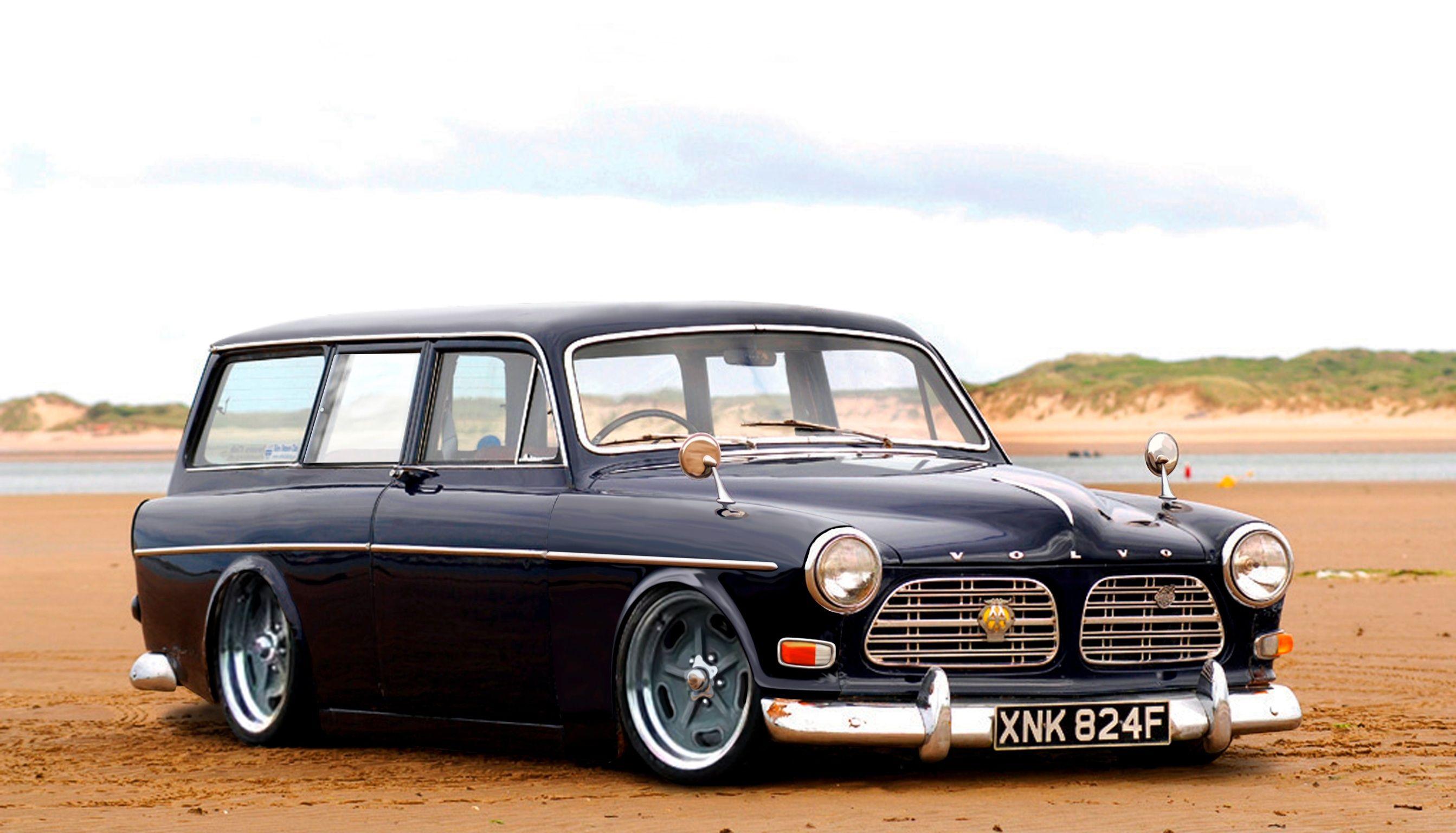 Volvo amazon estate | Voitures et motos, Voiture, Volvo