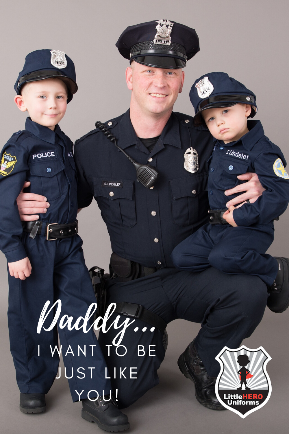 Authentic Personalized Kid S Police Costume Like The Real Uniform Kids Police Police Costume Police Costume Kids