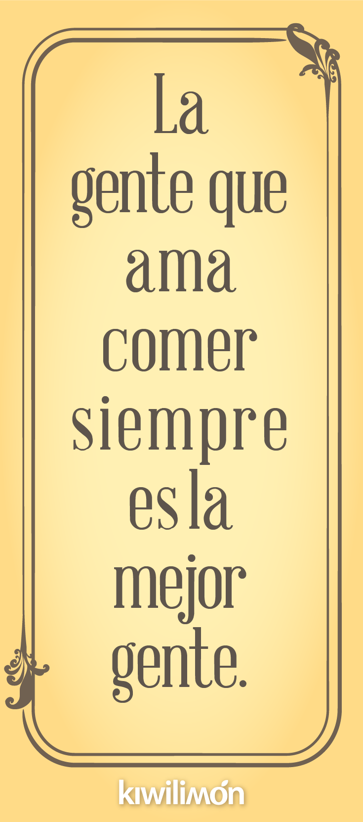 Top 7: frases para enamorados de la cocina | Truths, Frases and ...