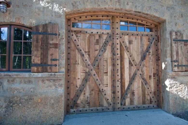 Barnwood doors & Barnwood doors | House Design Ideas | Pinterest | Doors Rustic ...